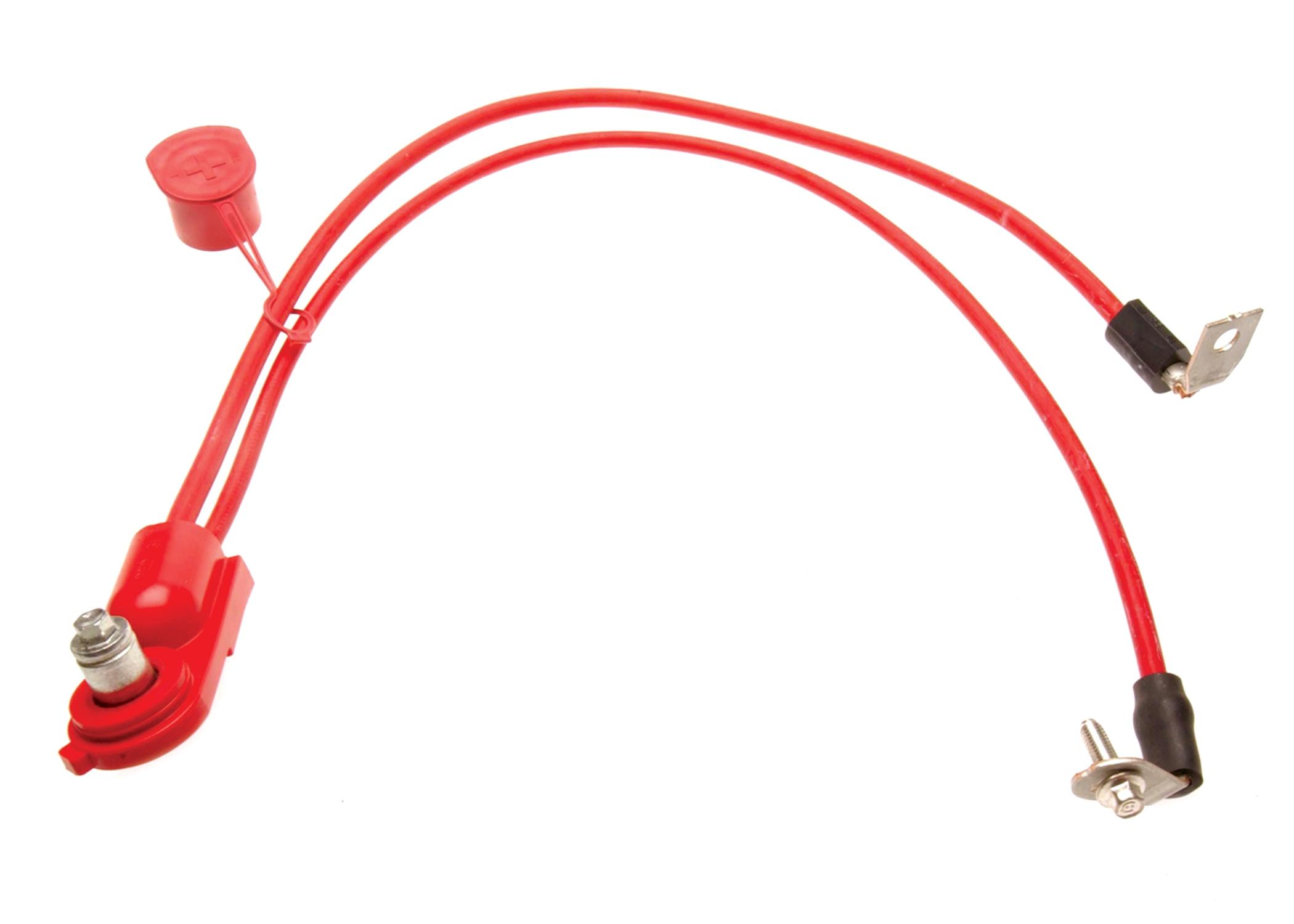 ACDELCO GM ORIGINAL EQUIPMENT - Battery Cable (Positive) - DCB 4SX24-1P