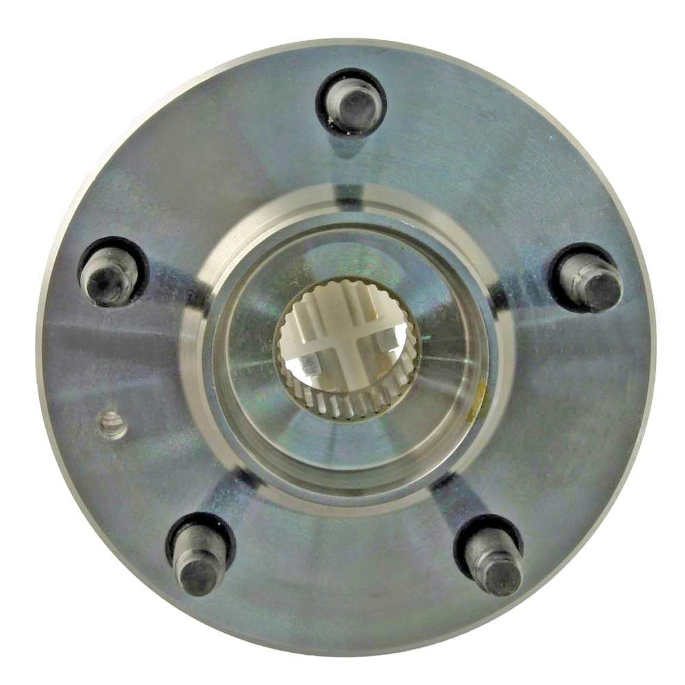 ACDELCO GOLD/PROFESSIONAL - Wheel Bearing and Hub Assembly - DCC 512223