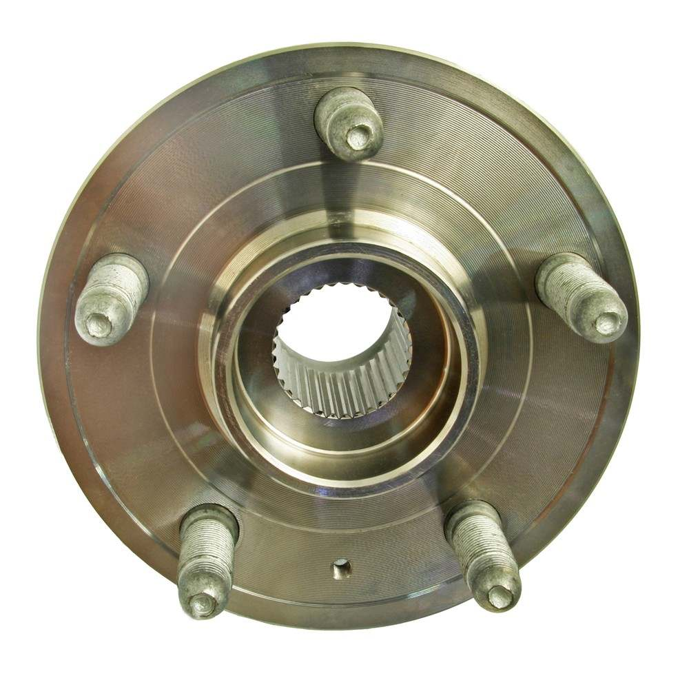 ACDELCO GOLD/PROFESSIONAL - Wheel Bearing and Hub Assembly - DCC 512399