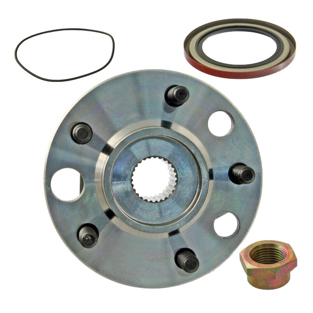 ACDELCO GOLD/PROFESSIONAL - Wheel Bearing and Hub Assembly - DCC 513016K