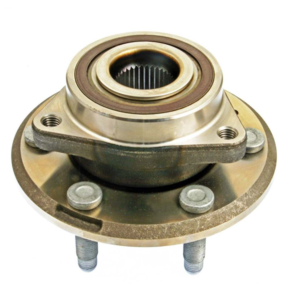 ACDELCO SILVER/ADVANTAGE - Wheel Bearing and Hub Assembly (Front) - DCD 513277