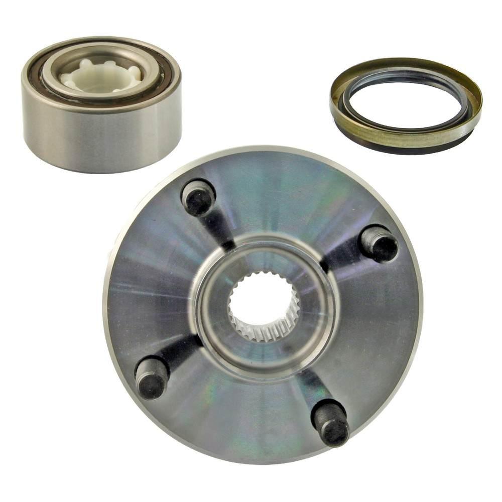 ACDELCO ADVANTAGE BEARINGS CANADA N - Wheel Hub Repair Kit - DC7 518507