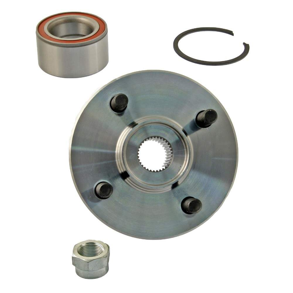 ACDELCO GOLD/PROFESSIONAL - Wheel Bearing and Hub Assembly Repair Kit - DCC 518514