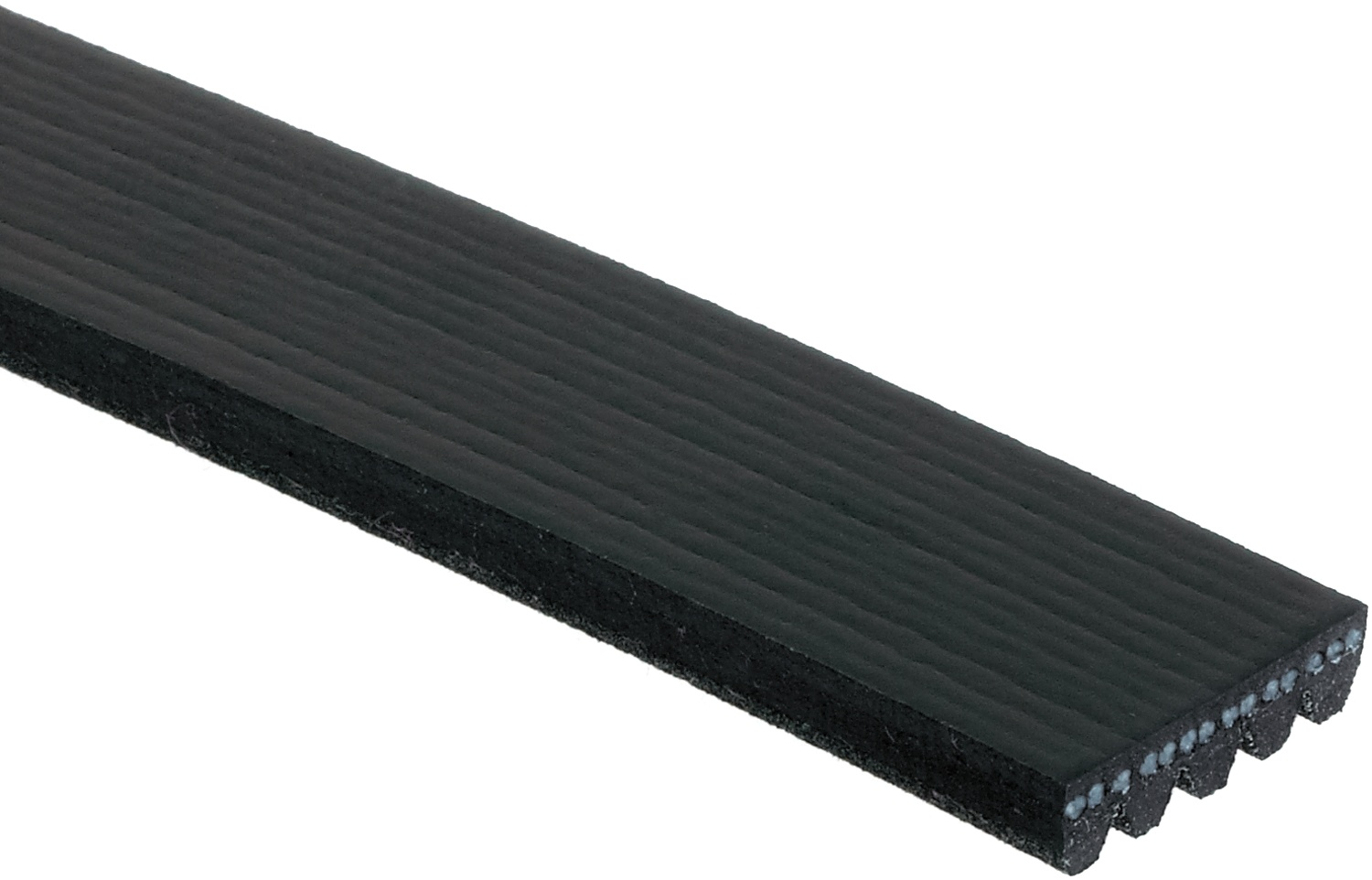 ACDELCO GOLD/PROFESSIONAL - Standard Serpentine Belt (Power Steering and Air Conditioning) - DCC 5K470