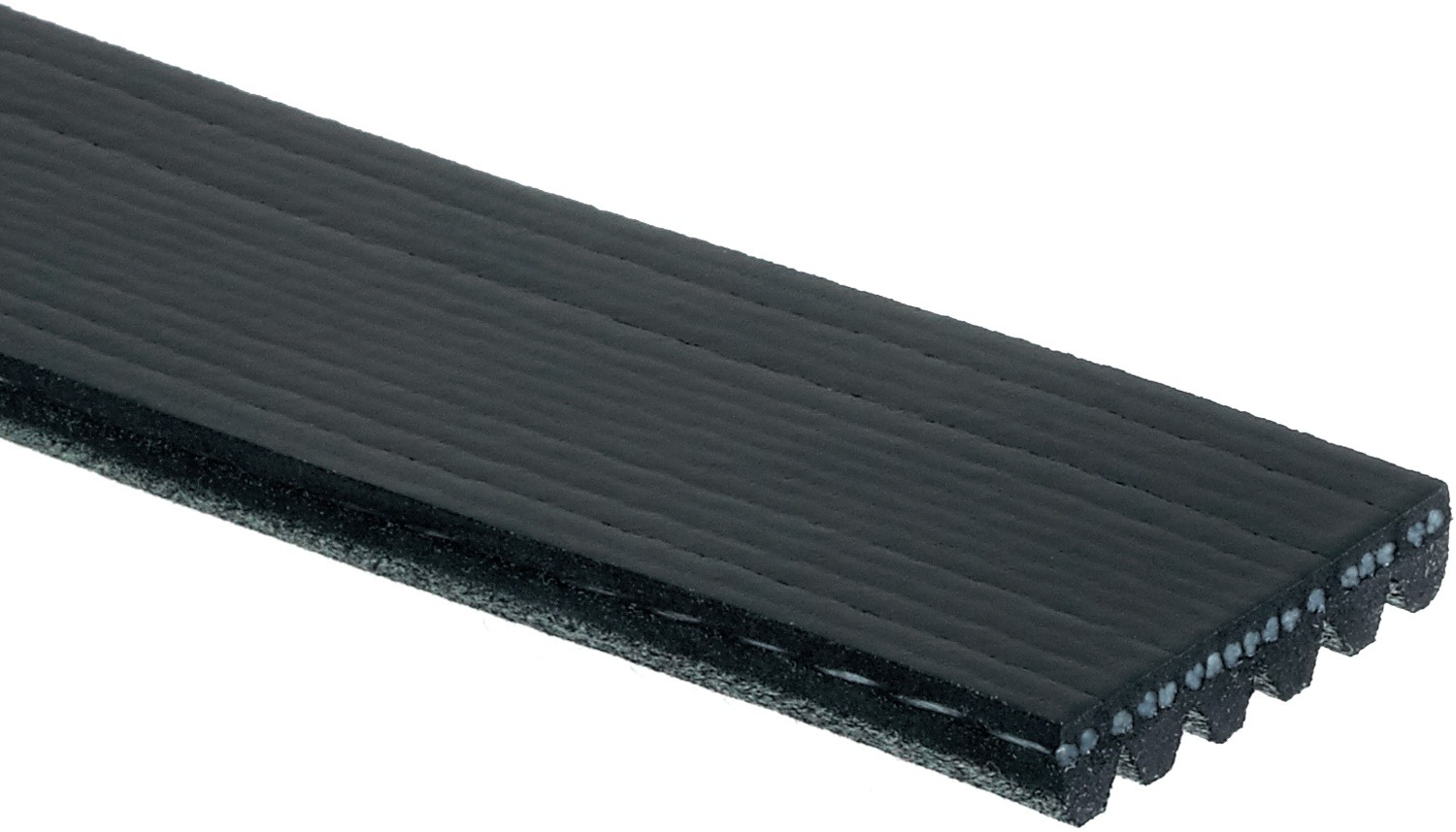 ACDELCO GOLD/PROFESSIONAL - Standard Serpentine Belt (Accessory Drive) - DCC 6K837
