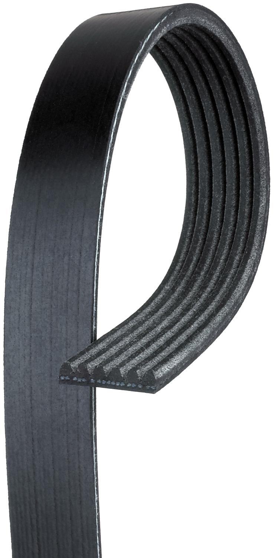 ACDELCO PROFESSIONAL - Standard Serpentine Belt - DCC 6K950