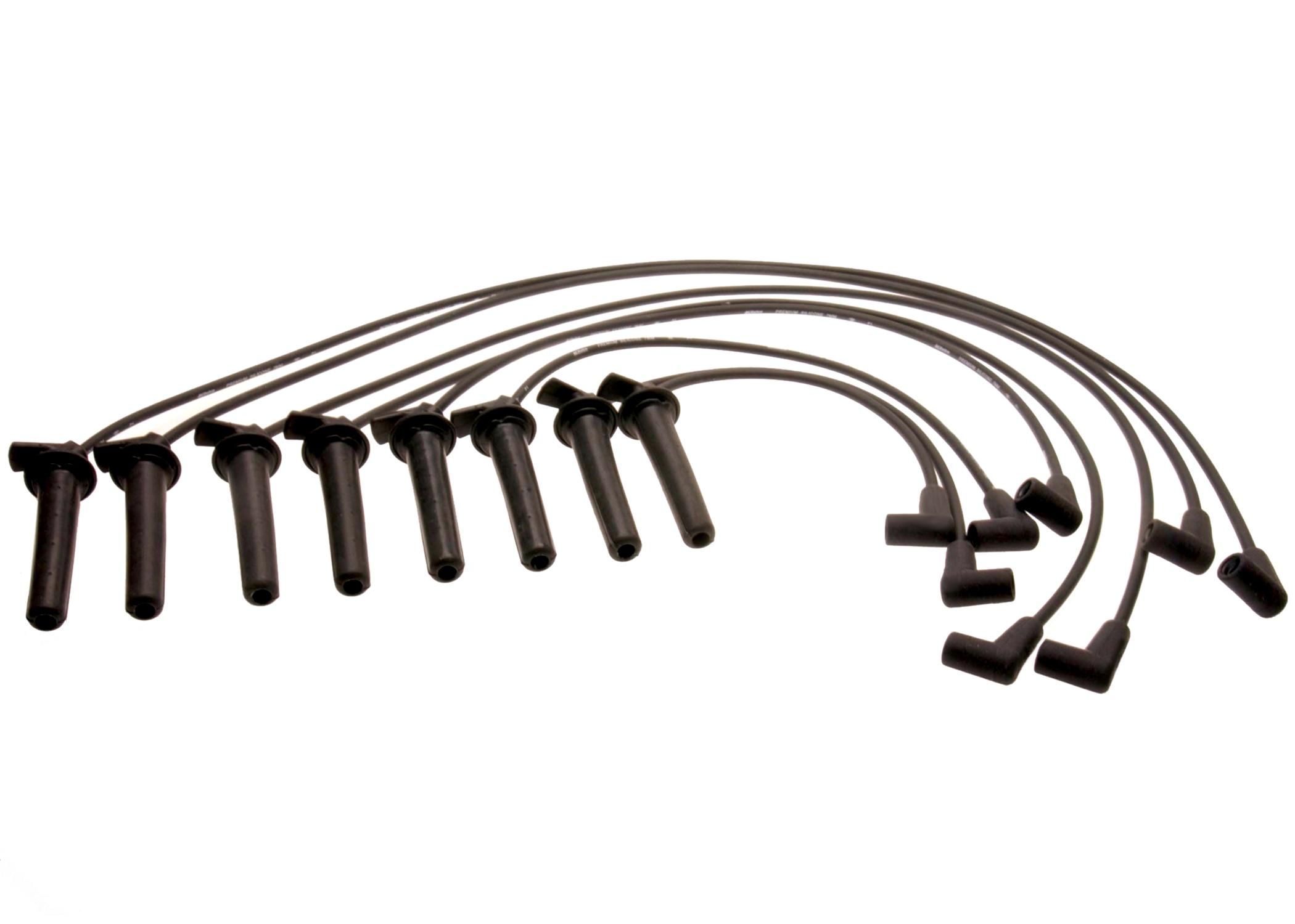 ACDELCO GM ORIGINAL EQUIPMENT - Spark Plug Wire Set - DCB 748Q