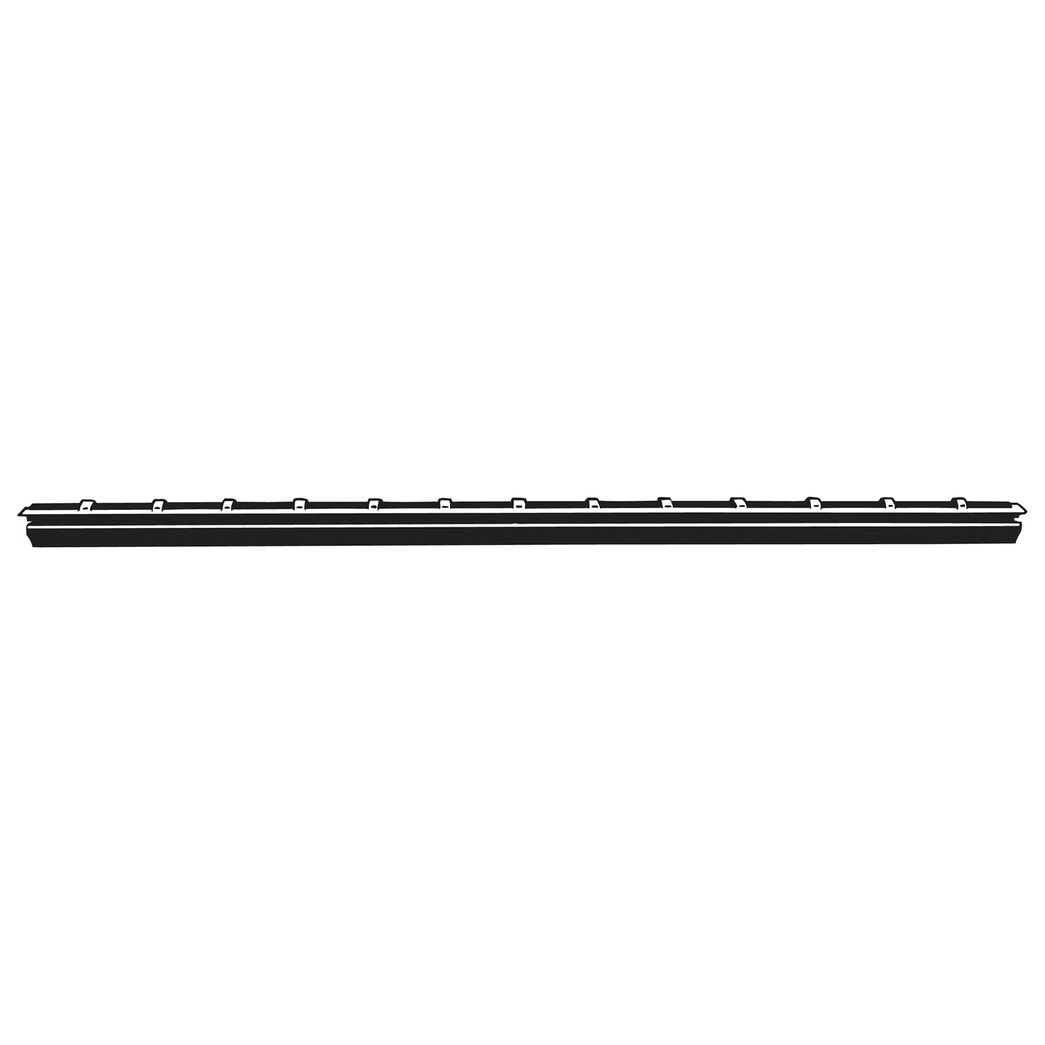 ACDELCO PROFESSIONAL - Performance Windshield Wiper Blade Refill - DCC 8-5203