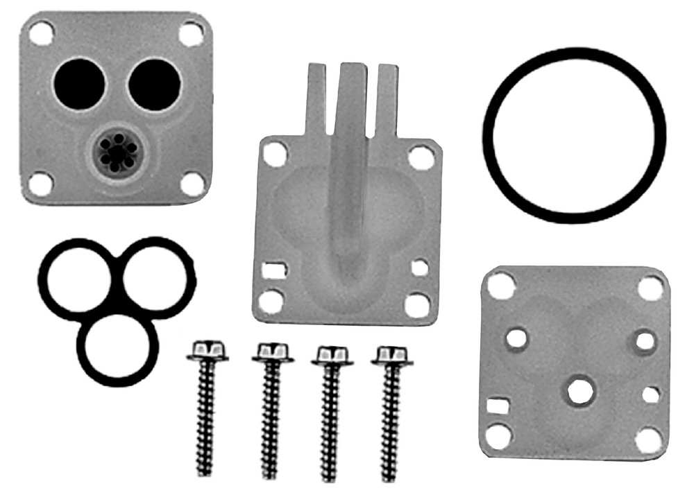 ACDELCO PROFESSIONAL - Windshield Washer Pump Repair Kit - DCC 8-6701