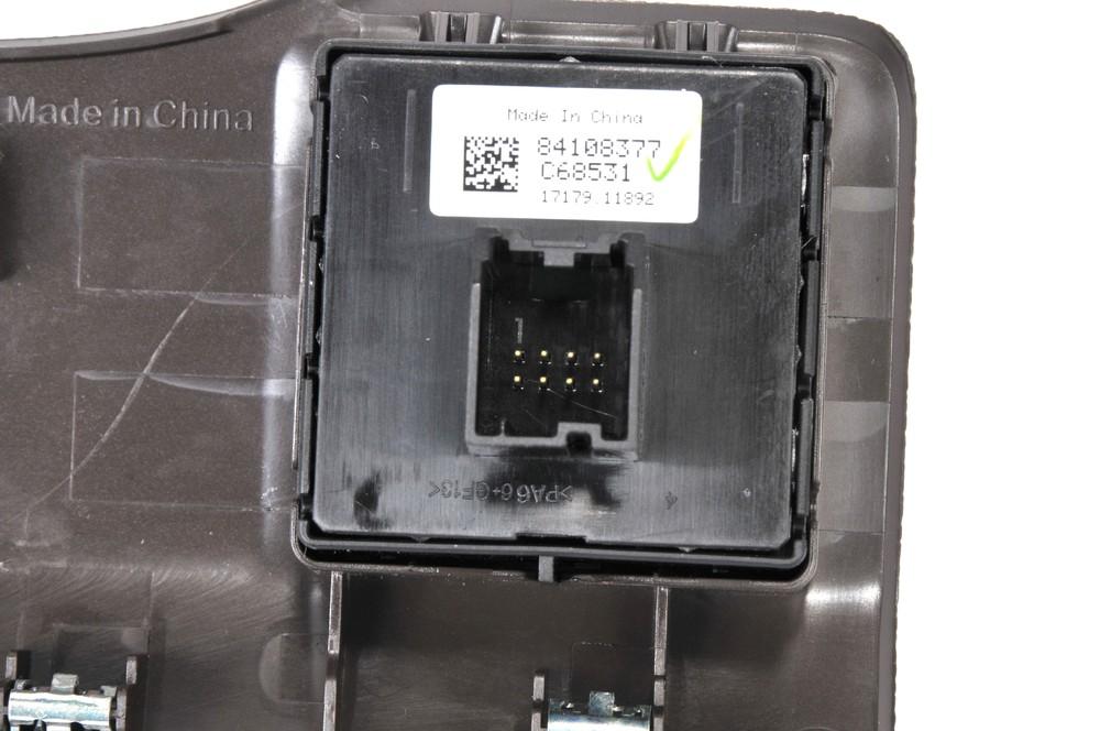 ACDELCO GM ORIGINAL EQUIPMENT - Trailer Brake Control - DCB 84108377