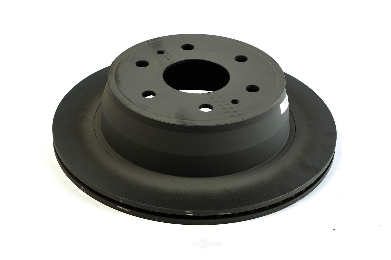ACDELCO GM ORIGINAL EQUIPMENT - Disc Brake Rotor - DCB 177-1249