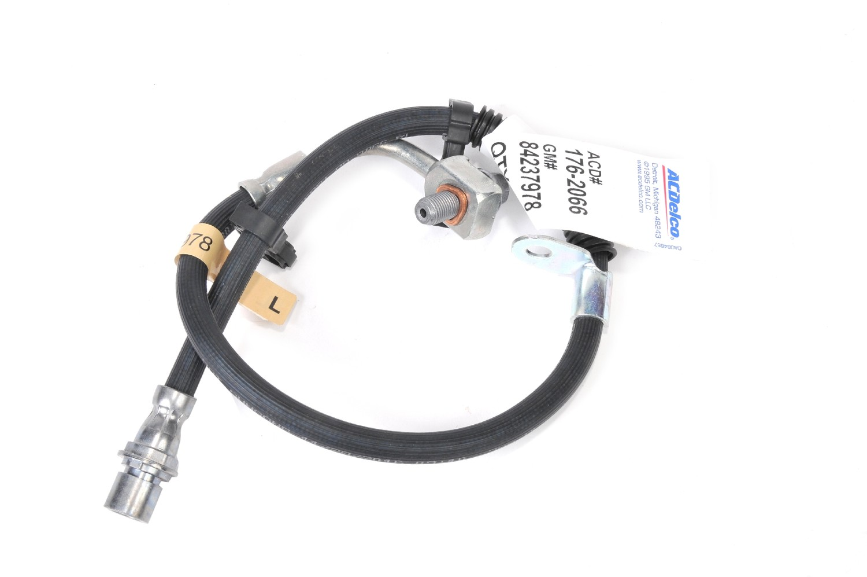 ACDELCO GM ORIGINAL EQUIPMENT - Brake Hydraulic Hose (Front Left) - DCB 176-2066