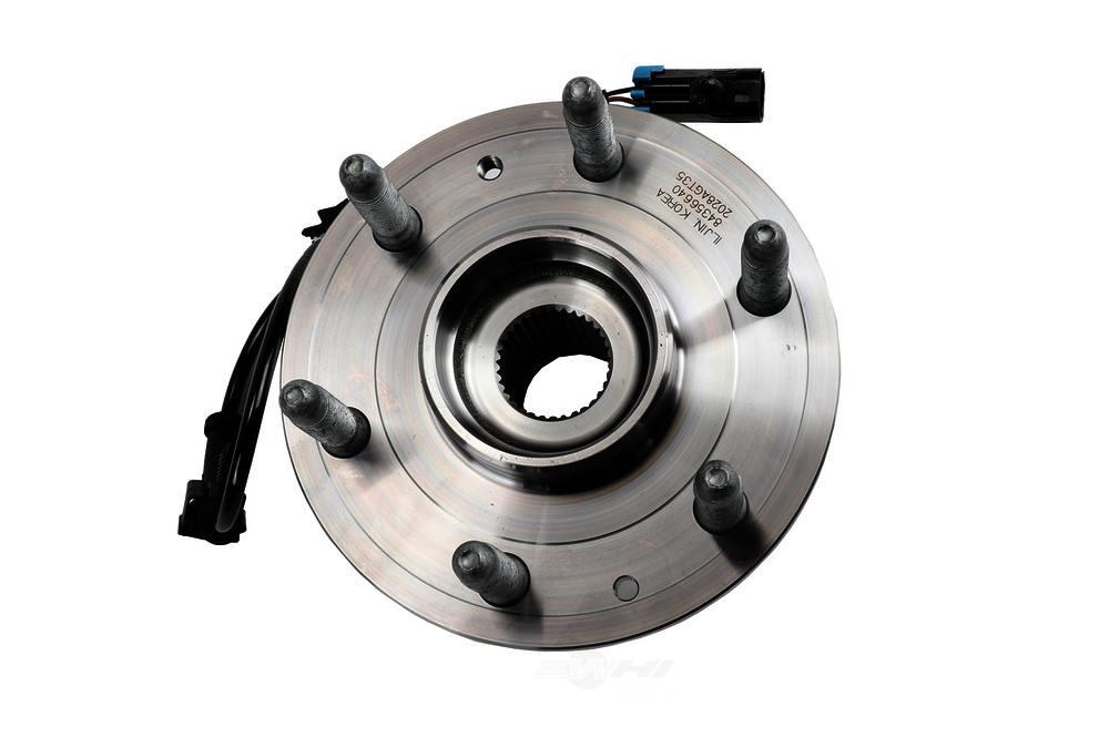 ACDELCO GM ORIGINAL EQUIPMENT - Wheel Bearing and Hub Assembly - DCB FW455