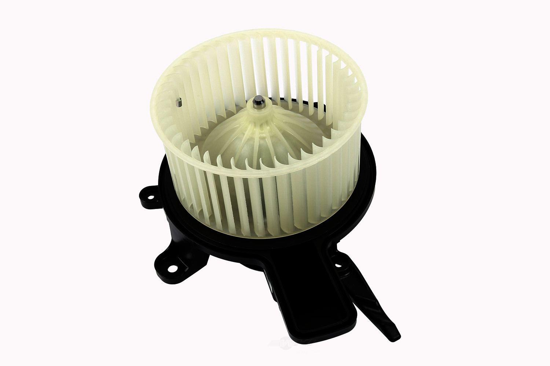 ACDELCO GM ORIGINAL EQUIPMENT - HVAC Blower Motor (Auxiliary) - DCB 15-81982