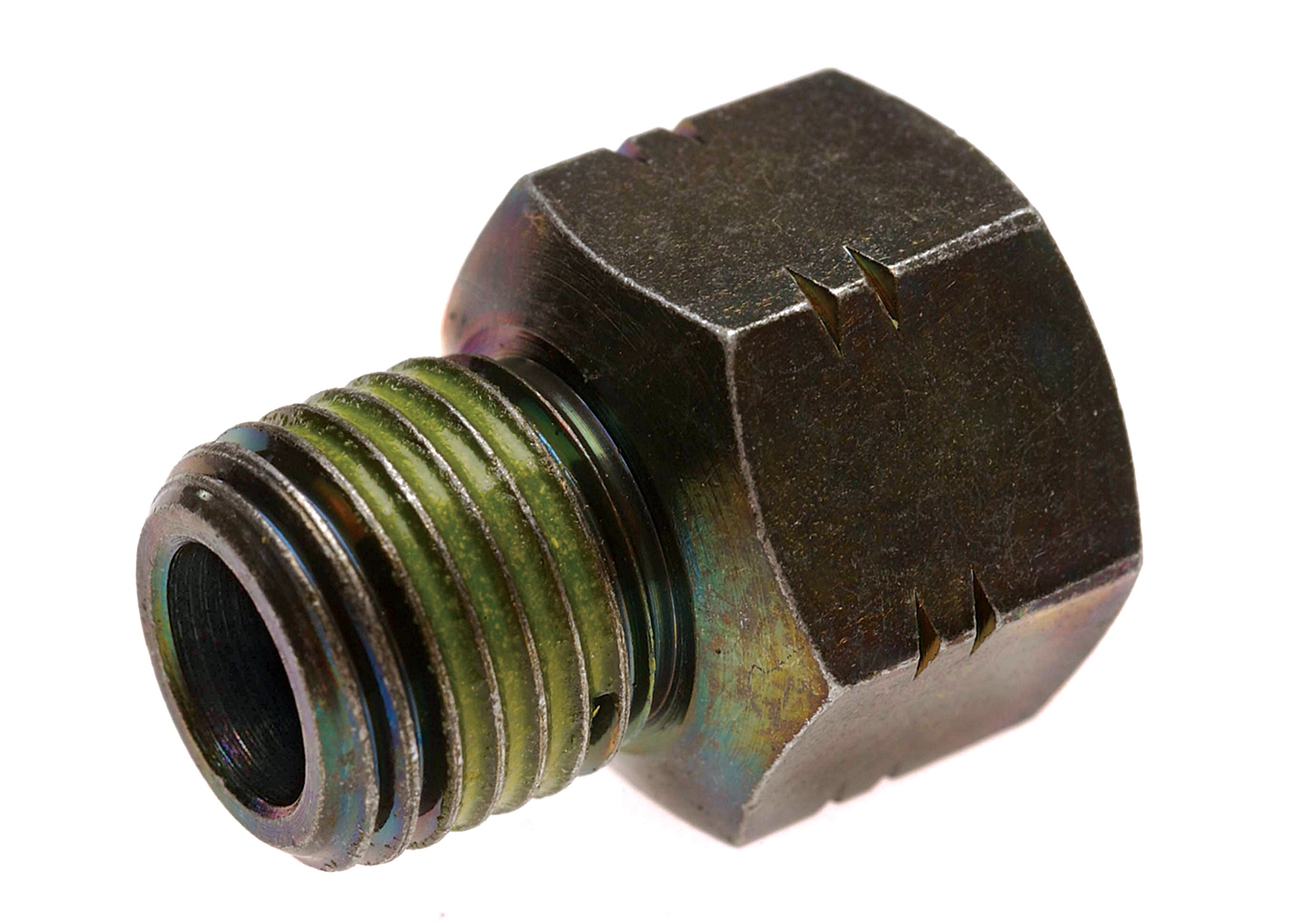 ACDELCO OE SERVICE - Auto Trans Oil Cooler End Fitting - DCB 8651654