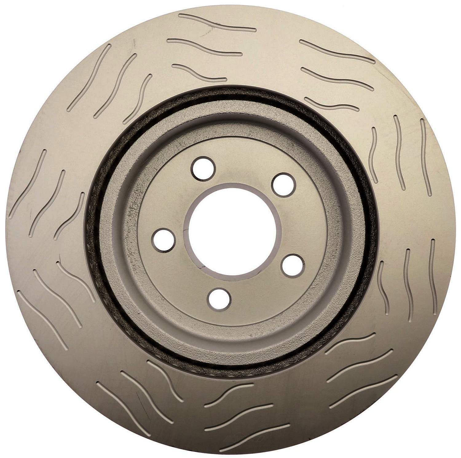ACDELCO SPECIALTY - Performance Disc Brake Rotor - DCE 18A2343SD