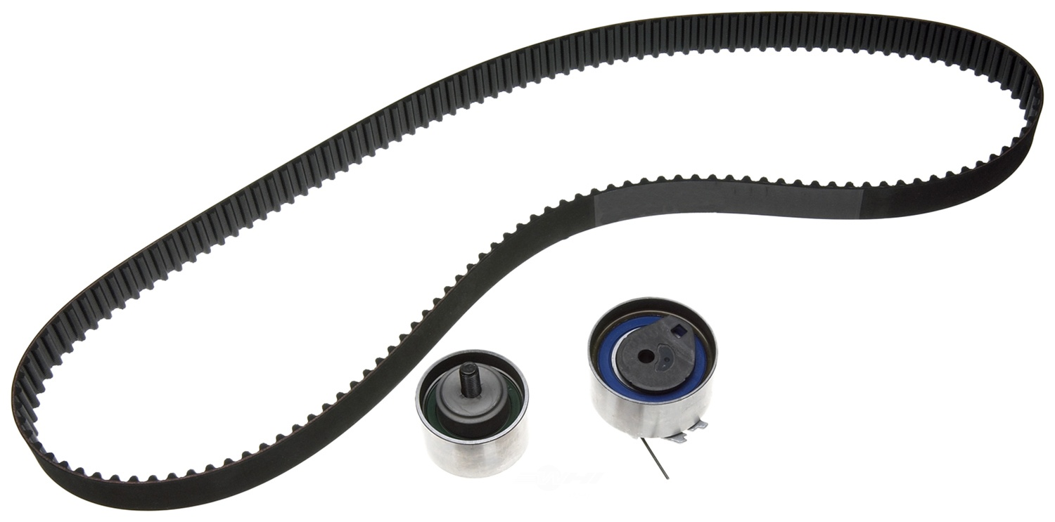 ACDELCO GOLD/PROFESSIONAL - Engine Timing Belt Component Kit Excludes Water Pump - DCC TCK265