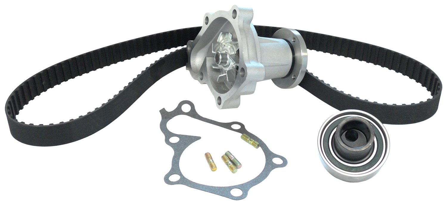 ACDELCO GOLD/PROFESSIONAL - Engine Timing Belt Kit With Water Pump - DCC TCKWP104