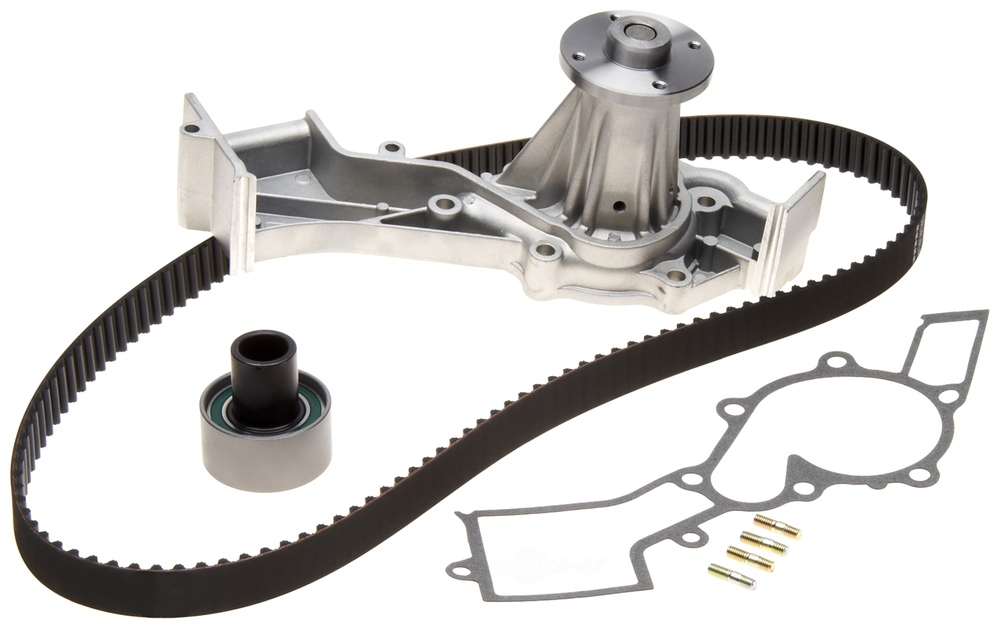 ACDELCO GOLD/PROFESSIONAL - Engine Timing Belt Kit With Water Pump - DCC TCKWP249