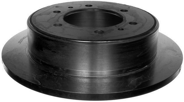 ACDELCO SILVER/ADVANTAGE - Disc Brake Rotor (Rear) - DCD 18A1777A