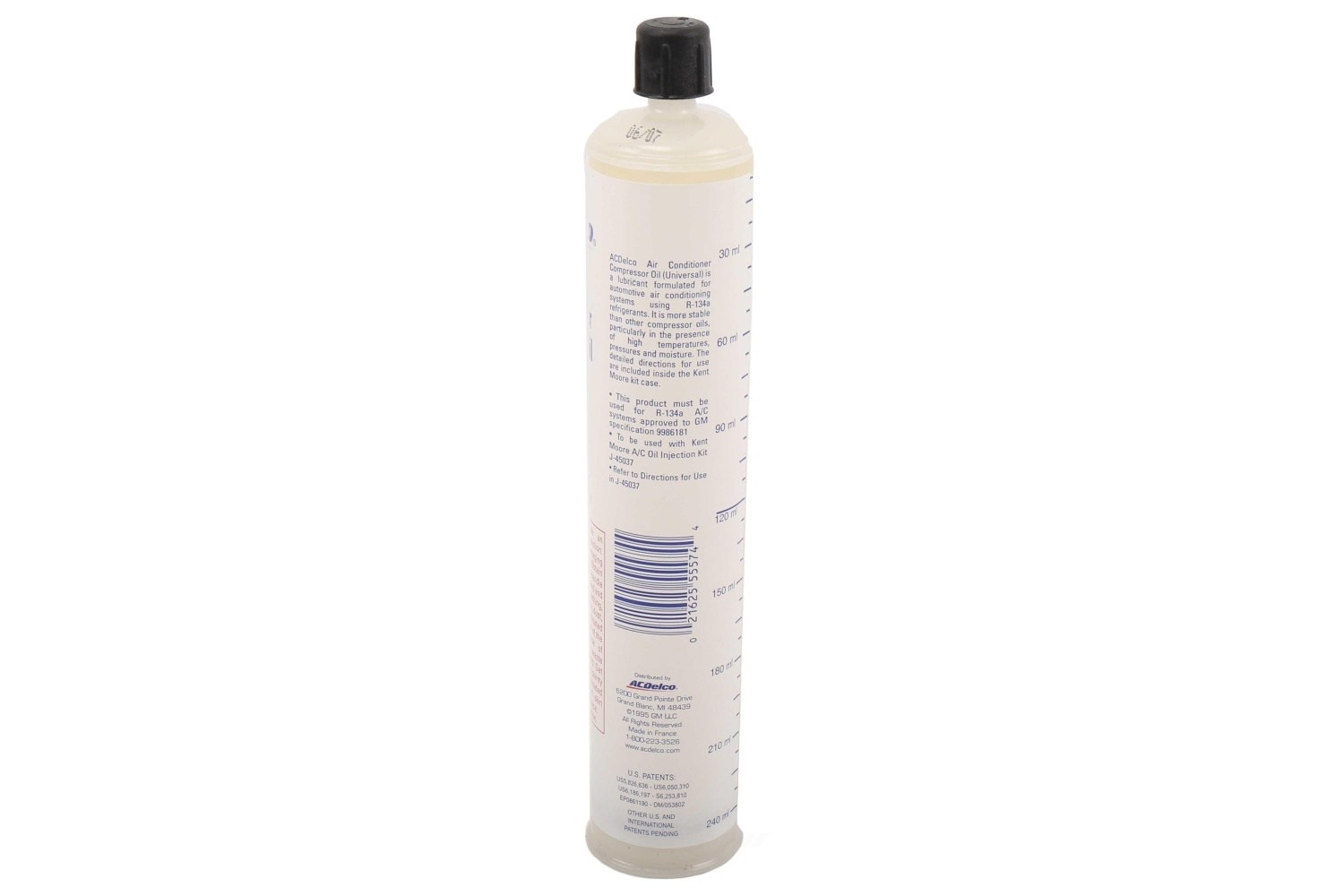 ACDELCO GM ORIGINAL EQUIPMENT - Refrigerant Oil - DCB 10-5026