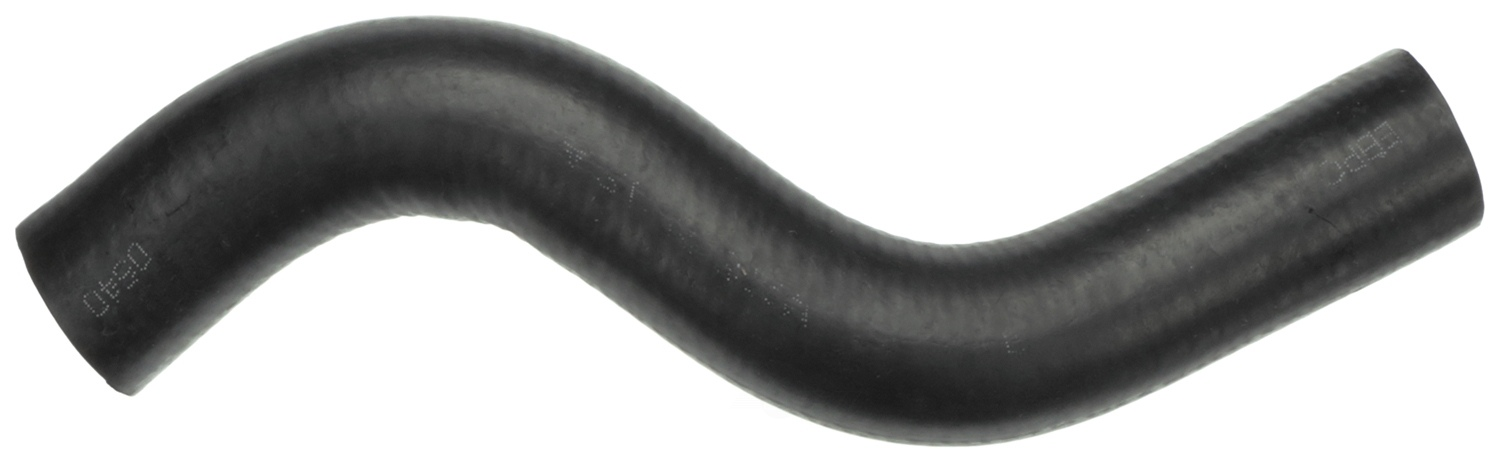 ACDELCO GOLD/PROFESSIONAL - Molded Radiator Coolant Hose (Upper) - DCC 20157S