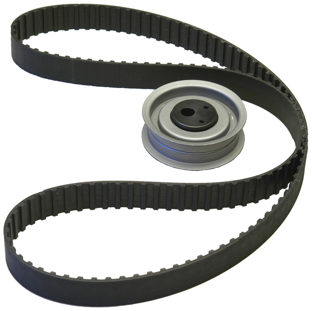 ACDELCO GOLD/PROFESSIONAL - Engine Timing Belt Component Kit Excludes Water Pump - DCC TCK017