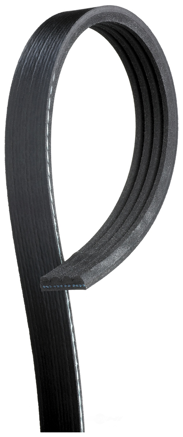 ACDELCO GOLD/PROFESSIONAL - Standard Serpentine Belt (Air Conditioning) - DCC 4K355