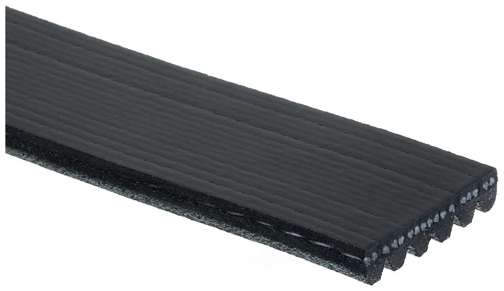 ACDELCO GOLD/PROFESSIONAL - Standard Serpentine Belt - DCC 6K380