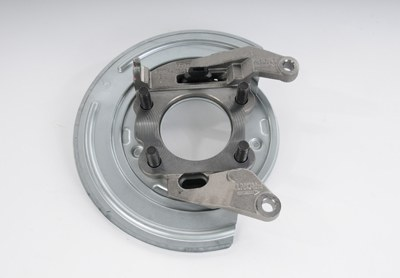ACDELCO OE SERVICE - Rear Brake Shoe Guide Plate Kit - DCB 88965717