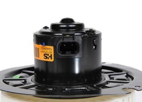 ACDELCO GM ORIGINAL EQUIPMENT - HVAC Blower Motor and Wheel - DCB 15-81097
