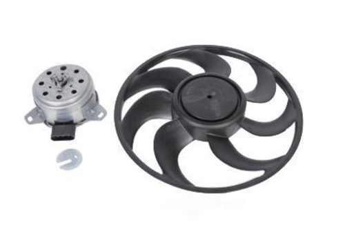 ACDELCO GM ORIGINAL EQUIPMENT - Engine Cooling Fan Motor Kit (Right) - DCB 15-80661