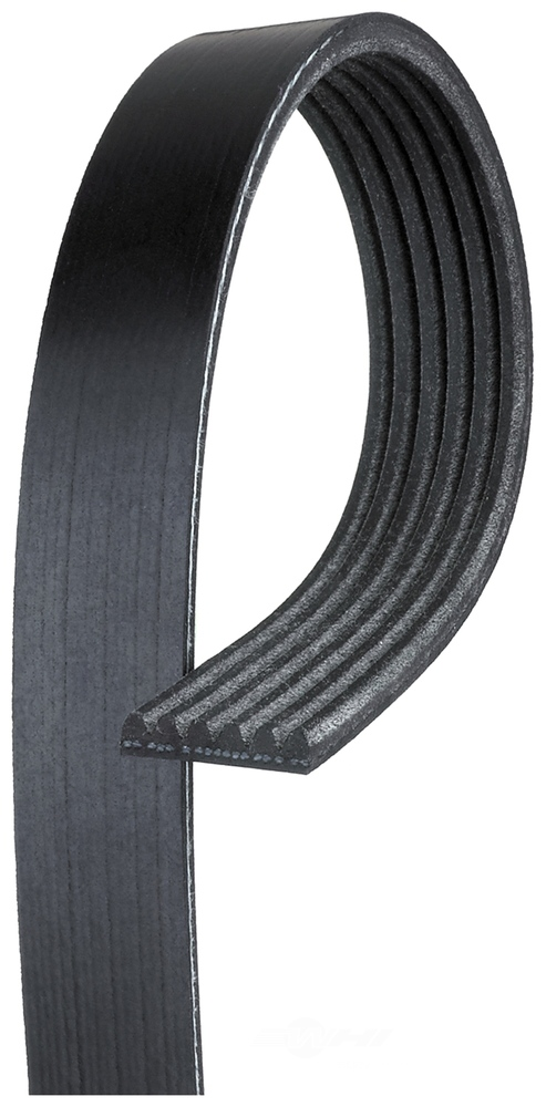 ACDELCO GOLD/PROFESSIONAL - Standard Serpentine Belt (Fan, Alternator, Power Steering and Air Conditioning) - DCC 6K1187
