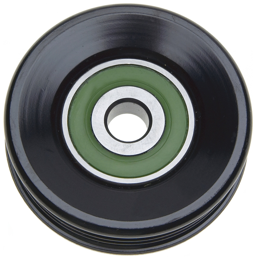 ACDELCO GOLD/PROFESSIONAL - Drive Belt Idler Pulley - DCC 38031