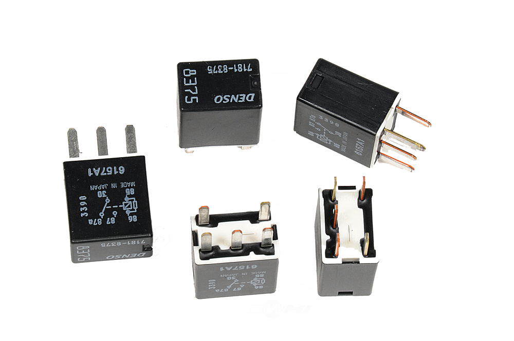 ACDELCO GM ORIGINAL EQUIPMENT - Powertrain Control Module Relay - DCB 92199311