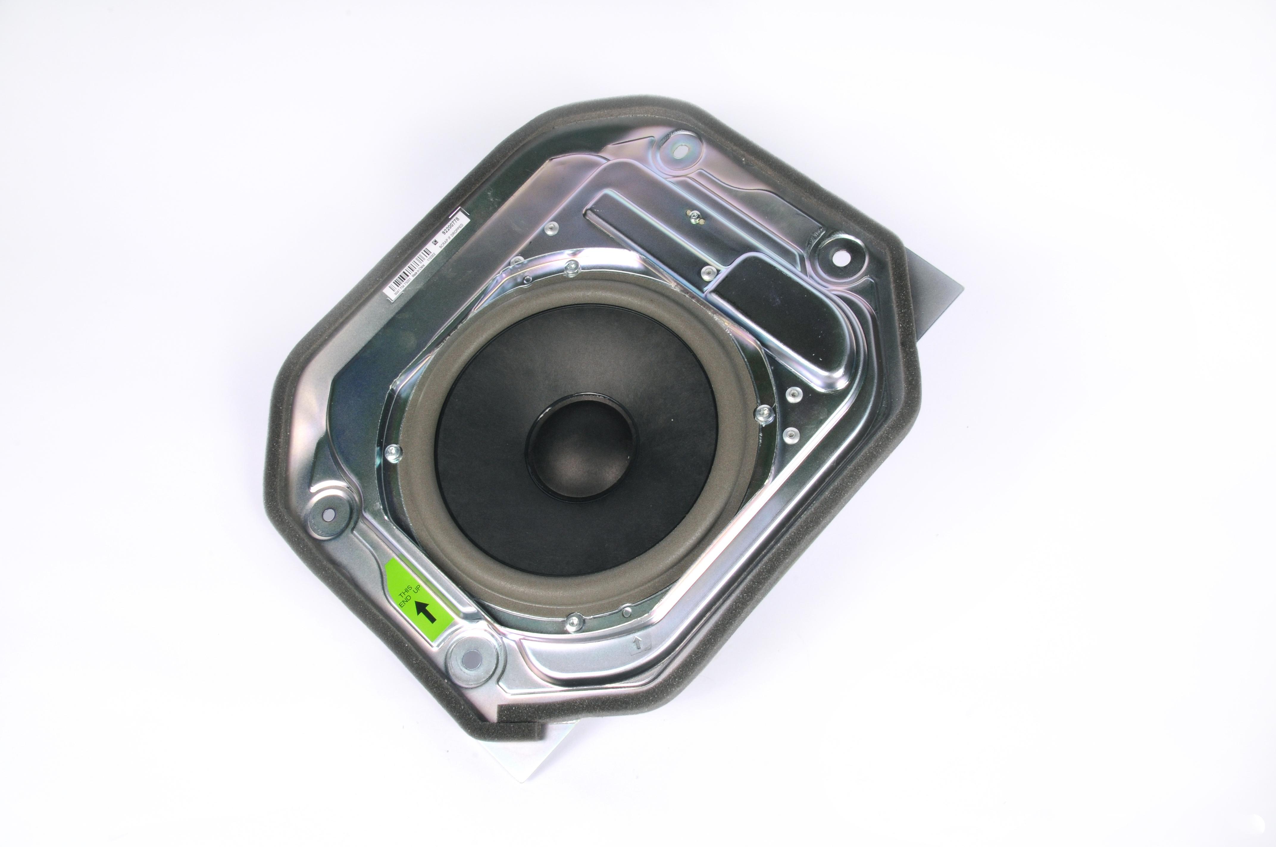 ACDELCO GM ORIGINAL EQUIPMENT - Speaker - DCB 92200778