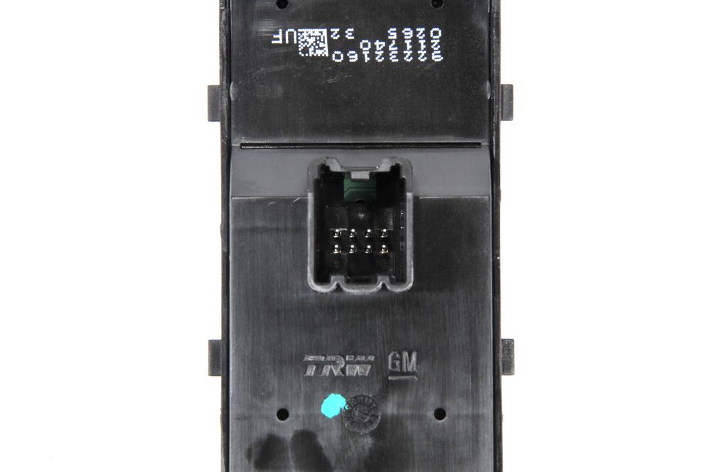 ACDELCO GM ORIGINAL EQUIPMENT - Door Window Switch - DCB 92232160
