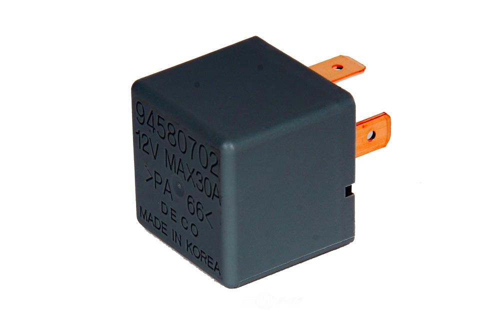 ACDELCO GM ORIGINAL EQUIPMENT - Multi Purpose Relay - DCB 94580702