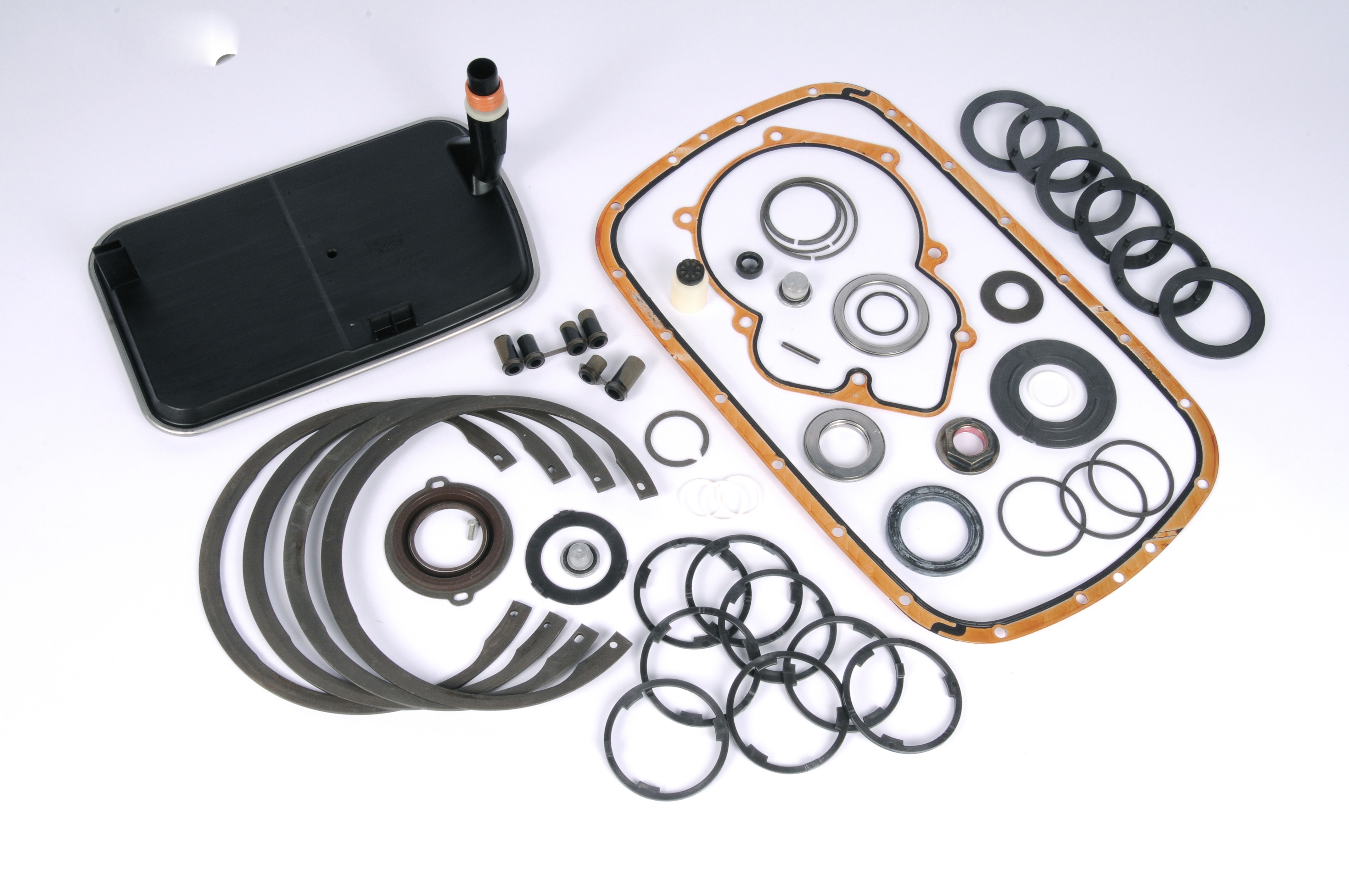 ACDELCO OE SERVICE - Auto Service Overhaul Trans Kit (w/ Gaskets, Seals, Retainers) - DCB 96042883