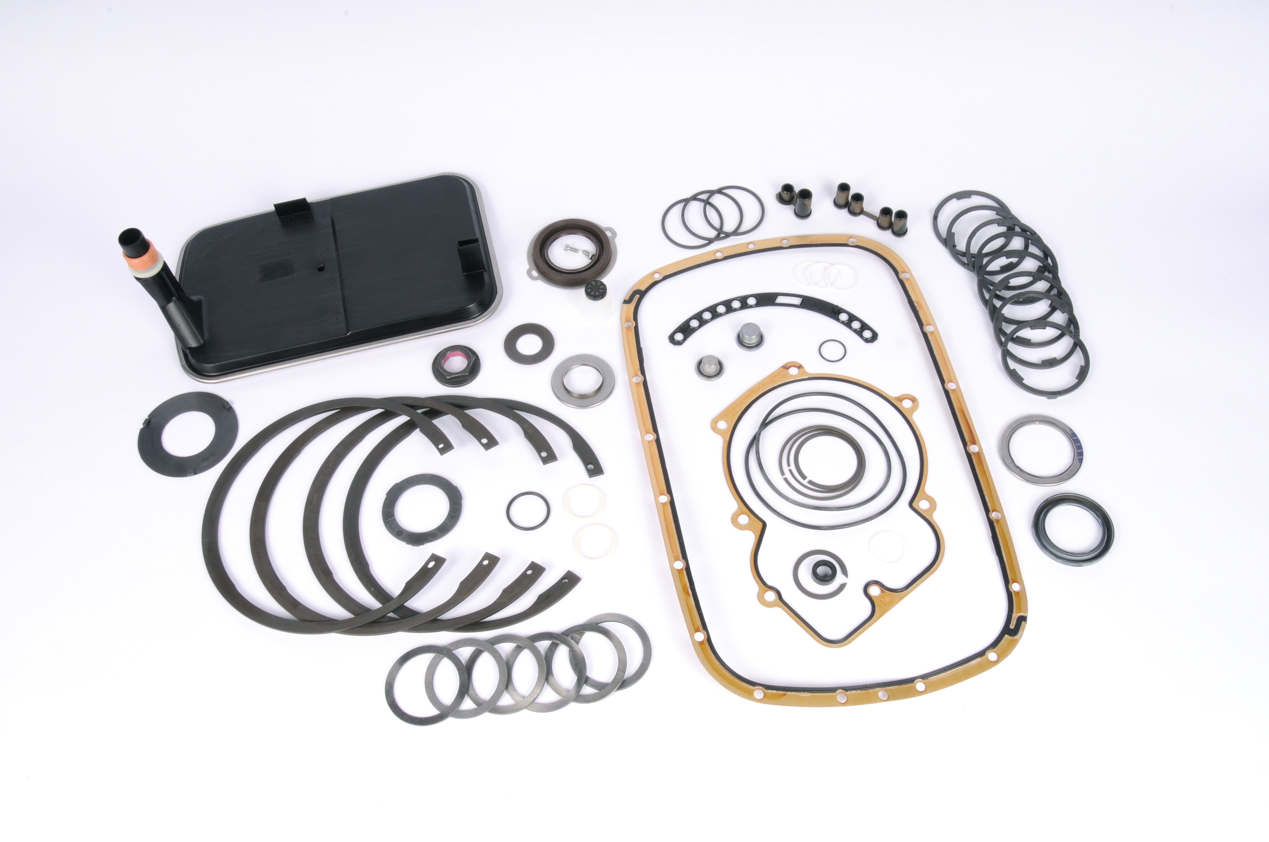 ACDELCO OE SERVICE - Auto Service Overhaul Trans Kit (w/ Gaskets, Seals, Retainers) - DCB 96042945