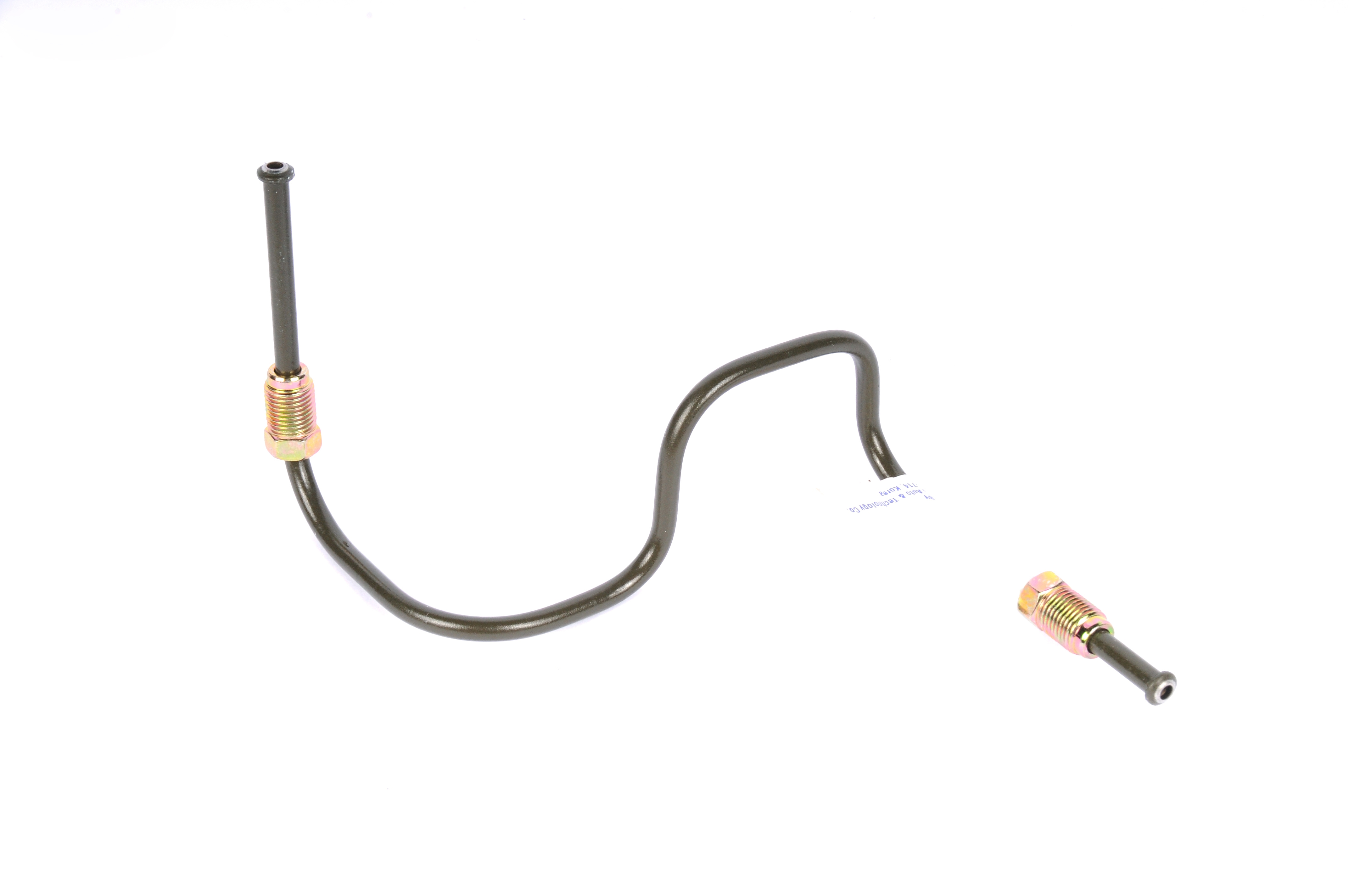 ACDELCO OE SERVICE - Brake M/Cyl Front Pipe - DCB 96470245