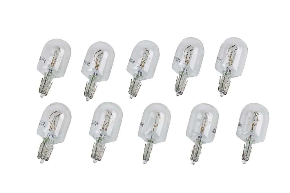 ACDELCO SILVER/ADVANTAGE - Turn Signal Light Bulb (Rear) - DCD AC7443LL