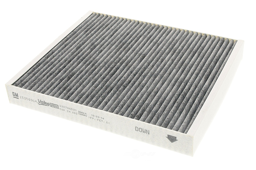 ACDELCO GOLD/PROFESSIONAL - Cabin Air Filter Retrofit Kit - DCC CF184