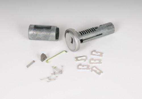 ACDELCO GM ORIGINAL EQUIPMENT - Ignition Lock Cylinder Set - DCB D1464G