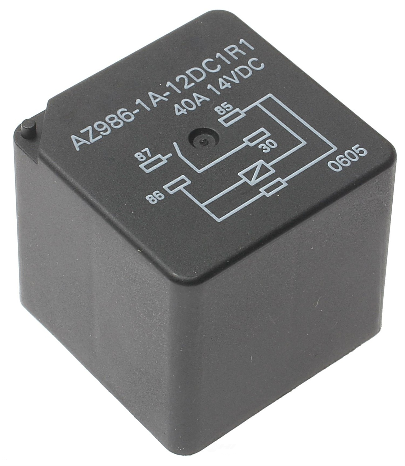 ACDELCO GOLD/PROFESSIONAL - Rear Window Defogger Relay - DCC D1741C