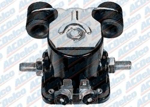 ACDELCO OE SERVICE - Glow Plug Relay - DCB D1777