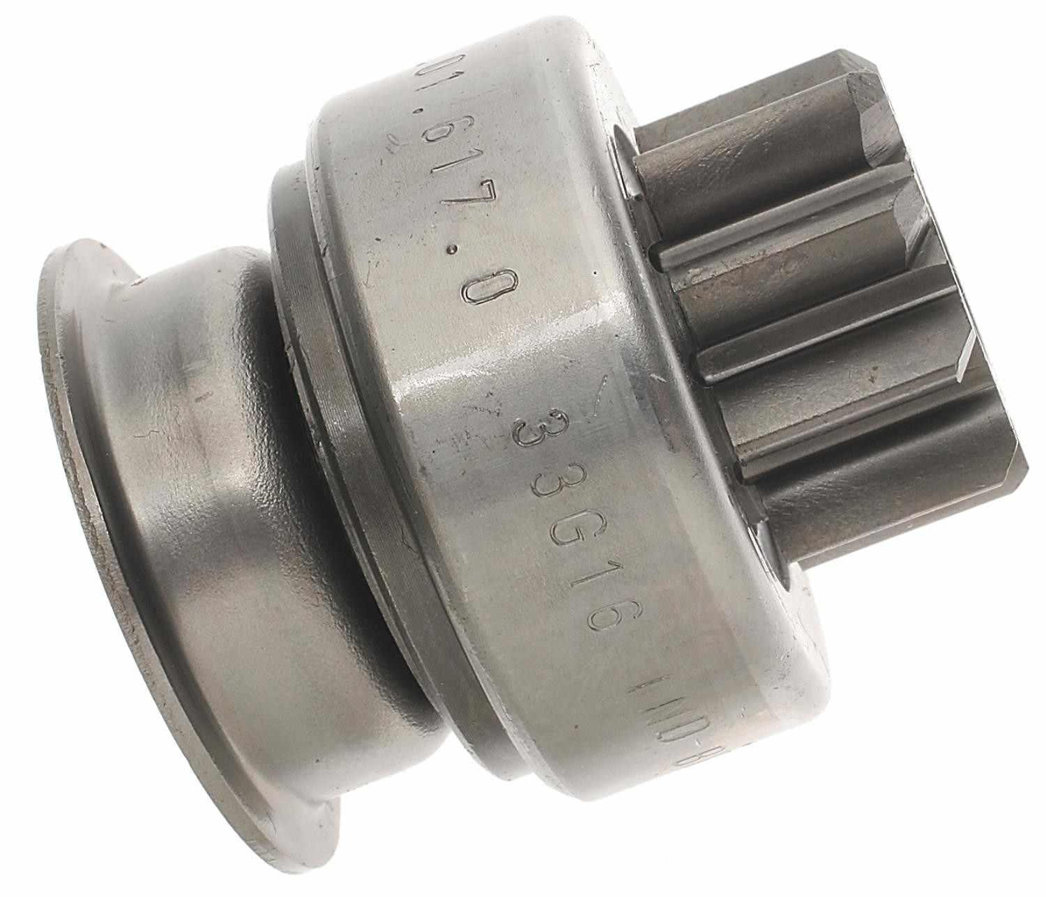 ACDELCO GOLD/PROFESSIONAL - Starter Drive - DCC D2006