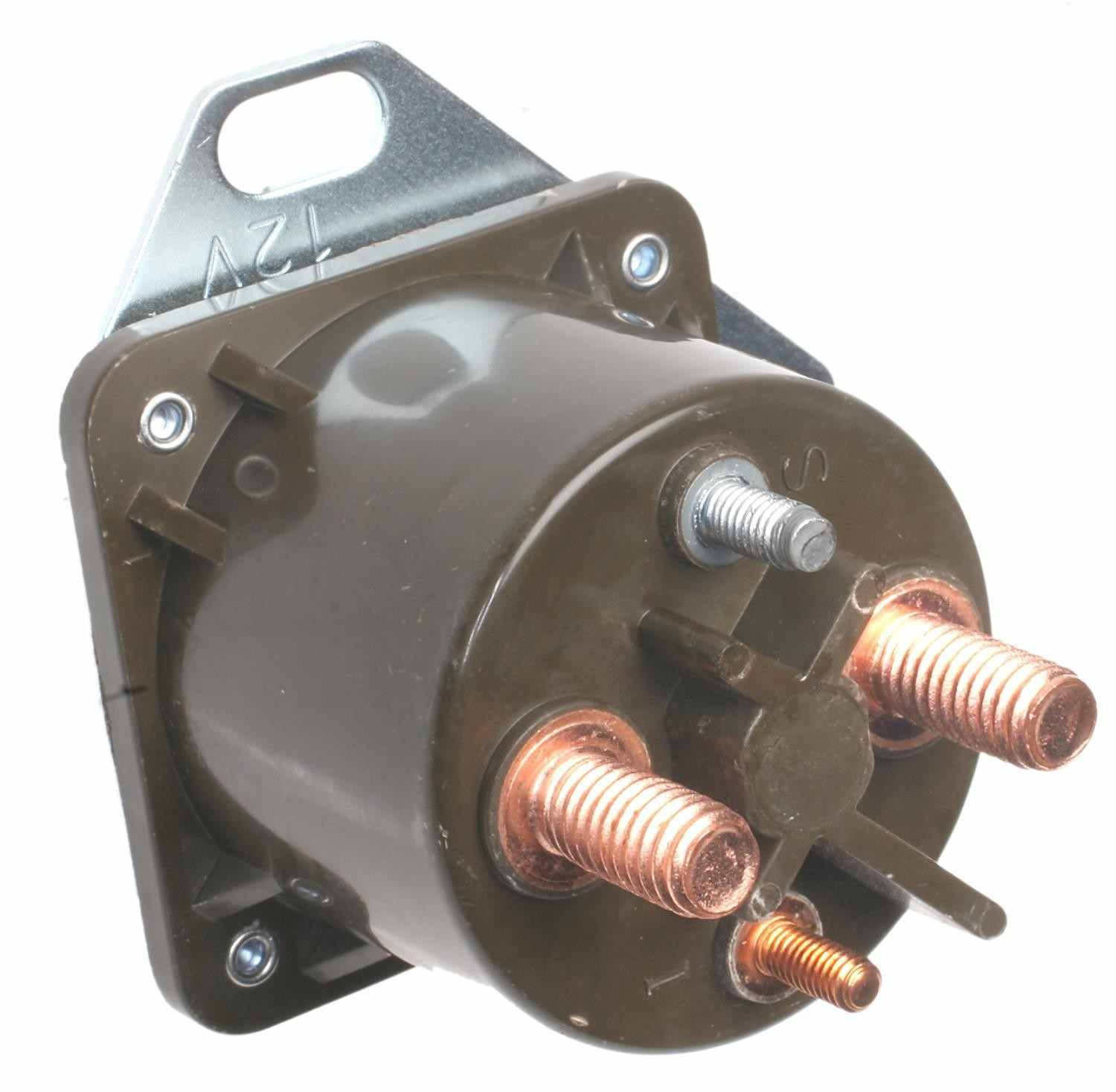 ACDELCO GOLD/PROFESSIONAL - Starter Solenoid - DCC F3914