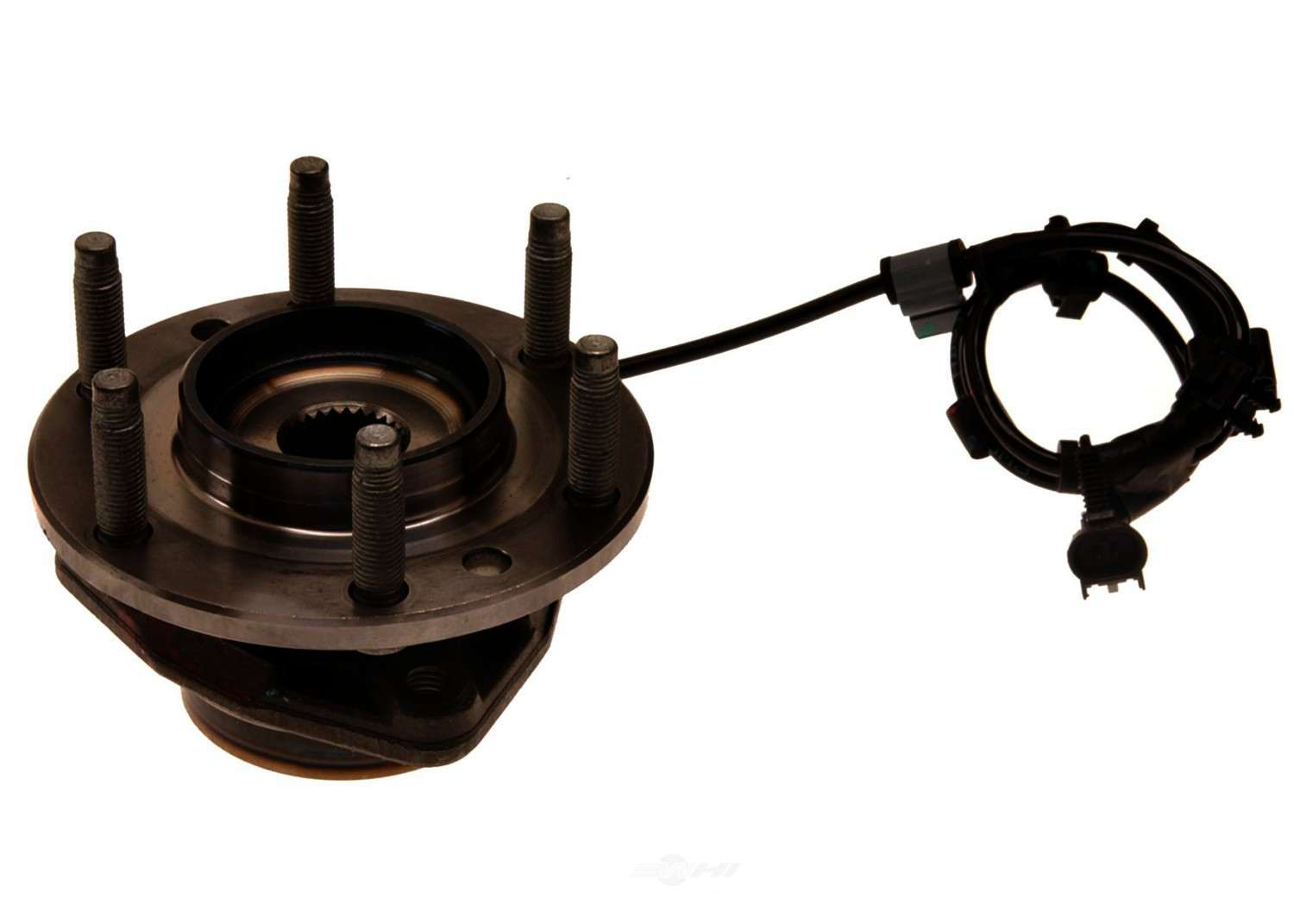 ACDELCO GM ORIGINAL EQUIPMENT - Wheel Bearing and Hub Assembly (Front) - DCB FW121