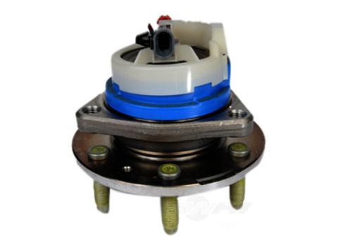 ACDELCO GM ORIGINAL EQUIPMENT - Wheel Bearing and Hub Assembly - DCB FW150